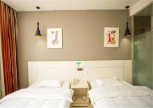 Thankyou Quick Hotel, Отели  Huangdao - big - 25