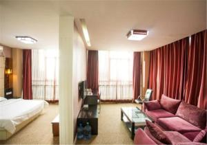 Thankyou Quick Hotel, Отели  Huangdao - big - 24