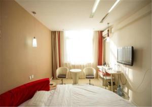 Thankyou Quick Hotel, Hotely  Huangdao - big - 22