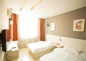 Thankyou Quick Hotel, Отели  Huangdao - big - 20