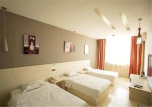 Thankyou Quick Hotel, Отели  Huangdao - big - 18