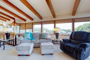 Cliffside Retreat, Prázdninové domy  Newport - big - 9