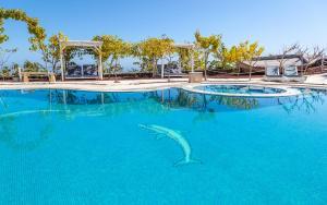 Santorini Mesotopos, Апарт-отели  Тира - big - 53