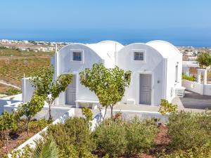 Santorini Mesotopos, Апарт-отели  Тира - big - 68