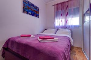 Jovana Apartment, Apartments  Budva - big - 37