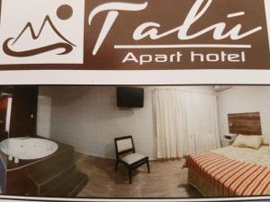 Talu Apart Hotel, Ferienwohnungen  San Rafael - big - 13