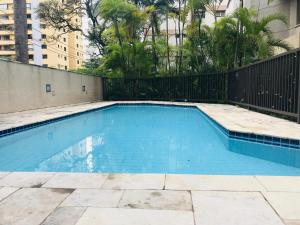 Apartamento Brooklin Excelente Localização, Апартаменты  Сан-Пауло - big - 2