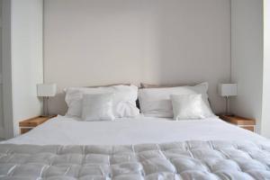 2 Bedroom Apartment Sleeps 3 in Battersea, Apartmány  Londýn - big - 3