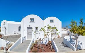 Santorini Mesotopos, Апарт-отели  Тира - big - 54
