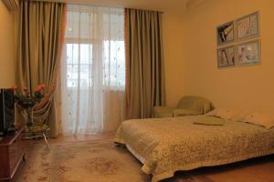 Апартаменты у Приморского Парка, Апартаменты  Ялта - big - 12