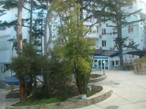 Апартаменты у Приморского Парка, Апартаменты  Ялта - big - 9