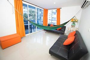 Apartamentos Cartagena, Apartments  Cartagena de Indias - big - 28