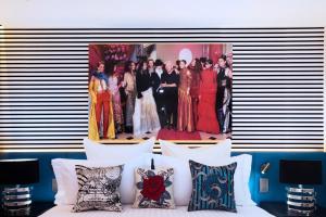 Hôtel Dress Code & Spa, Szállodák  Párizs - big - 20