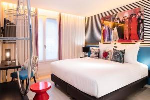 Hôtel Dress Code & Spa, Szállodák  Párizs - big - 3