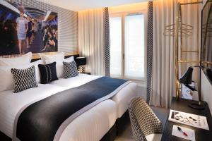 Hôtel Dress Code & Spa, Szállodák  Párizs - big - 23