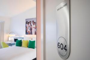 Hôtel Dress Code & Spa, Szállodák  Párizs - big - 60