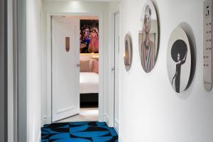 Hôtel Dress Code & Spa, Szállodák  Párizs - big - 63