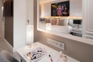 Hôtel Dress Code & Spa, Szállodák  Párizs - big - 17