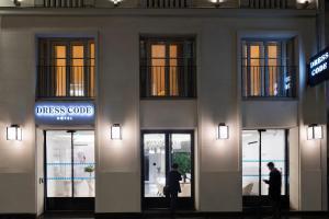 Hôtel Dress Code & Spa, Szállodák  Párizs - big - 93