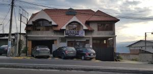 Pakari, Hotel  Ambato - big - 1