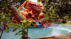 Hotel Carrizal Spa, Lodge  Jalcomulco - big - 44