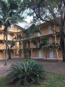 Hotel Carrizal Spa, Lodge  Jalcomulco - big - 16
