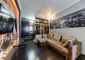 Apartment on Obolonskyi Avenue 28, Апартаменты  Киев - big - 4