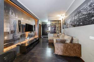Apartment on Obolonskyi Avenue 28, Appartamenti  Kiev - big - 1
