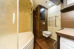 Apartment on Obolonskyi Avenue 28, Апартаменты  Киев - big - 13
