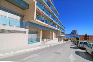 Holiday Apartment Borumbot, Apartments  Calpe - big - 2
