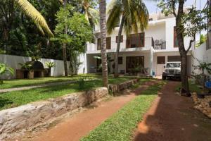 Rossmore Villa, Проживание в семье  Rajagiriya - big - 35