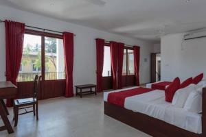 Rossmore Villa, Проживание в семье  Rajagiriya - big - 16