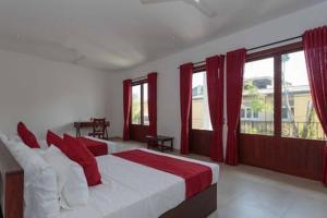 Rossmore Villa, Проживание в семье  Rajagiriya - big - 17