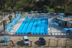 Hotel Beau Soleil, Hotels  Cesenatico - big - 29