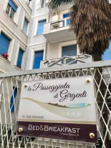 La Passeggiata di Girgenti, Panziók  Agrigento - big - 48