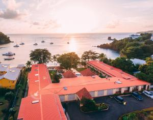 Sunset Shores Beach Hotel St. Vincent