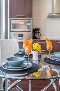 Premium Suites - Furnished Apartments Downtown Toronto, Apartmanok  Toronto - big - 184
