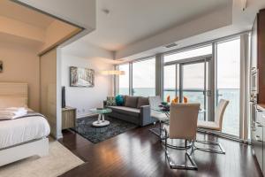 Premium Suites - Furnished Apartments Downtown Toronto, Apartmanok  Toronto - big - 147