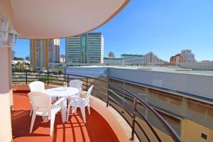 Holiday Apartment El Álamo, Апартаменты  Кальпе - big - 7