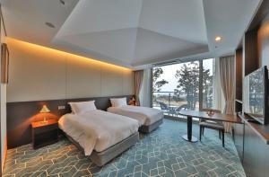 Camphortree Hotel and Resort, Üdülőközpontok  Csedzsu - big - 6