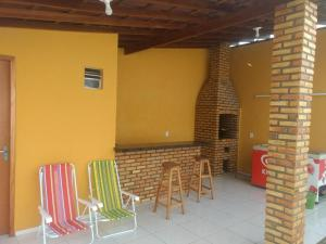 Praia de Atalaia, Prázdninové domy  Luis Correia - big - 9