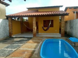 Praia de Atalaia, Prázdninové domy  Luis Correia - big - 12