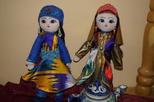 Hotel Billuri Sitora, B&B (nocľahy s raňajkami)  Samarkand - big - 20