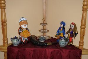 Hotel Billuri Sitora, B&B (nocľahy s raňajkami)  Samarkand - big - 15