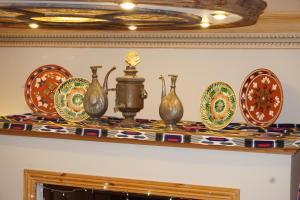 Hotel Billuri Sitora, B&B (nocľahy s raňajkami)  Samarkand - big - 16