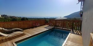 Ein bild von Kinneret Lake Villa