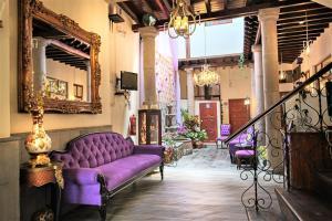 Кито - Hotel Colonial San Agustin