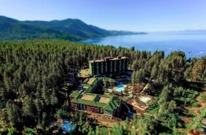 Hyatt Regency Lake Tahoe Resort, Spa & Casino, Курортные отели  Incline Village - big - 22
