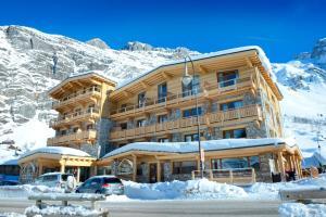 Hotel La Toviere - Val d'Isère