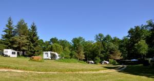 Camping Naturiste Terme d'Astor, Kempingy  Saint-Avit-Rivière - big - 20